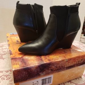 Bella Vita leather booties